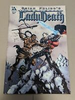 Brian Pulido's Medieval Lady Death #7 September 2005 Avatar Press Comics