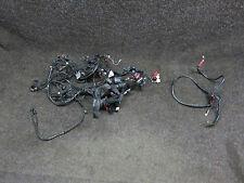 Original Audi A6 4F 3.0 TDI ASB Arnés del motor Mazo de cables 4F0971379