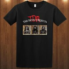 The Devils Rejects Captain Spaulding horror Rob Zombie T-Shirt S M L XL 2XL tee
