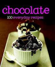 100 Recipes Chocolate (100 Everyday Recipes), , New Book