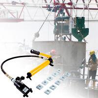 Pinza Crimpatrice Piegatore Idraulico 16-300mm²Crimpare Cavo Elettrico Fili 16T