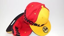 NEW ERA HAT CAP FITTED INVINCIBLE IRON MAN SIZE 7 3/4 YELLOW 59FIFTY
