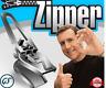 12pc Removable Zipper Repair Kit Instant Fix Replacement Fix A Zipper Zip New