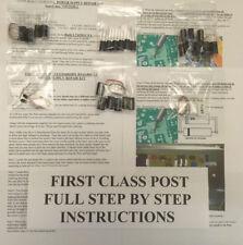 tkit17 samsung lcd le26r74bd BN96-03058A BN9603058A flashing led psu repair kit