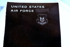 US AIR FORCE Communications RESERVE  BROCHURE 1970'S United States Army