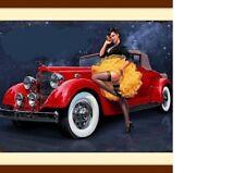 sueño COCHE inspiredby Rolls Royce 1 24 vintage 43 DEPORTE 12 Concepto 64 1930s