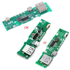 5V 2A USB Mobile Phone Power Bank Module Charger PCB Board For 18650 Battery