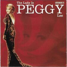 Peggy Lee - Lady Is (CD 2004) Lady is a Tramp, Riding High
