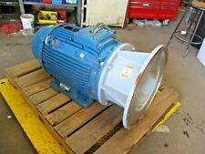 Weg 75 Hp Motor Fr 3645td 460 V 1775 Rpm 45235j Used