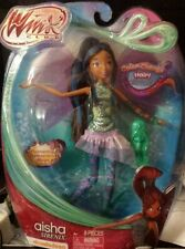 Winx Club ~ Jakks Pacific Aisha Sirenix Doll Brand New In Package