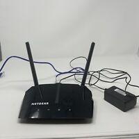 NETGEAR AC1200 Dual Band Smart WiFi Router (R6120) w/ phone cord