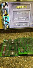 Mortal Kombat 1 Bl Jamma Video Arcade Game Pcb, Atlanta, Tested Good, #254