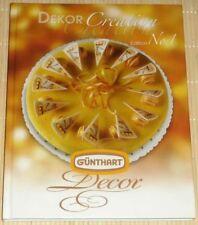 RaritätT! GÜNTHART - DEKOR Creation Edition No. 1 - Tortendekor Torten-Design HC
