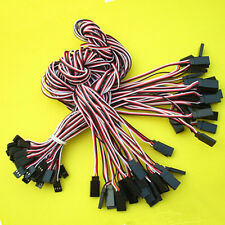 50 x 50cm Servo Extension Cord Lead Wire Cable For RC Futuba