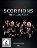 SCORPIONS - HURRICANE ROCK (SPECIAL COLLECTORS EDITION)  DVD NEUF