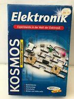 Elektronik Experimente aus der Welt der Elektronik von Kosmos Abenteuer Wissen