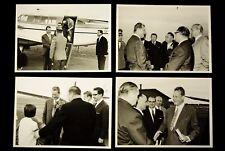 Willy Brandt - Original Fotografien - Bundeskanzler -  Grafenwöhr 60iger Jahre