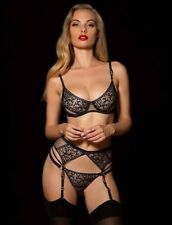 🦅🖤 BRAND NEW Honey Birdette Eden Suspender Only Without Tags Size S 🖤🦅