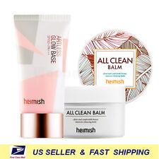 [ heimish ] All Clean Balm 120ml + Artless Glow Base SPF 50+ PA+++ 40ml [SET]