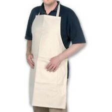 Faithfull woodworking Apron with Twin Front pockets - Machine Washable Linen