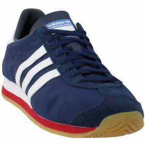 adidas Country Og Mens  Sneakers Shoes Casual   - Navy