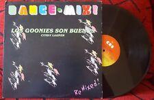"CYNDI LAUPER ** The Goonies R' Good ** VERY RARE 1985 Venezuela 12"" SINGLE"