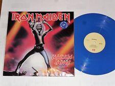 IRON MAIDEN Rare LP Japan; Venezuela (Metallica AC DC Accept Megadeth Slayer)