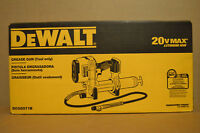 DEWALT 20-Volt Max Cordless Grease Gun (Tool-Only)-DCGG571B
