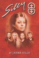 "SILLY ""25 JAHRE SILLY"" DVD NEUWARE"