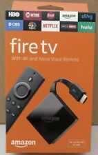 Amazon Fire TV Box with Alexa Voice Remote 3rd Generation 2017 4K *BRAND NEW