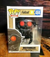 Funko Pop Games: Fallout 76 - Mothman #484 - BRAND NEW