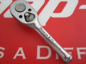 "1949 Vintage Snap-on Tool 3/8"" Drive STUBBY RATCHET F-70-NX"