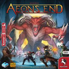 Aeons End und Erweiterungen + Promo | Frosted  | Pegasus | Deutsch & OVP
