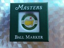 Masters Ball Marker Augusta National 2016
