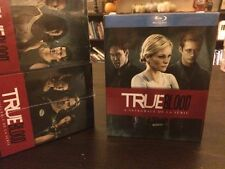 True Blood: The Complete Series On Blu-Ray- French Box- Brand New