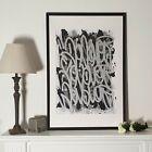 JONONE (John Perello) Art print - Storm - S/N/100 - 2020