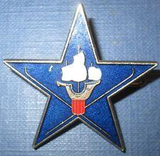 43° Régiment d'Infanterie Alpine, Etoile S.E.S, retirage translucide