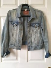 Vintage Levis Denim Jacket, Womens, Size S, Great Condition