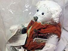 "Mill Mountain Karen Drayne Grandma's Heart Jeremy 9"" Teddy Bear Factory Sealed"