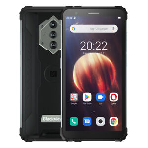 Pre-order Blackview BV6600 Telefono 8580mA Rugged 4GB+64GB Android 10 Smartphone