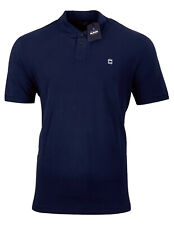 """G-Star RAW """" Just The Product"""" Men's Cotton Regular Fit Polo Shirt - Dark Blue"""