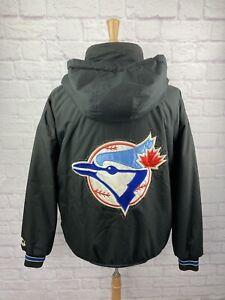RARE Vintage 90's MLB Starter Toronto Blue Jays Baseball Jacket Men's Large L