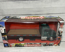 New-Ray Toys Co Diecast Truck Kenworth T300 Flatbed 1:43 New In Box