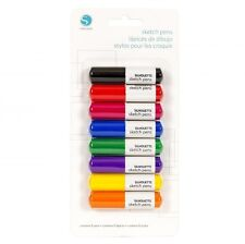 SILHOUETTE Sketch Pens - Starter Pack of eight - Basics Pack