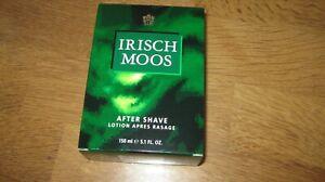 150 ml IRISCH MOOS AFTER SHAVE NEU