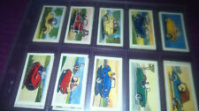 Ewbanks - Miniature Cars & Scooters - Complete Set