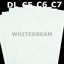 C6 Envelopes - for A6 Greeting Cards | 100GSM Premium Quality | 114 x 162mm