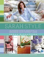 Sarah Style, Richardson, Sarah, Good Condition, Book