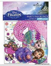 FROZEN Party Favor Pack Treats Birthday Decoration Princess Disney Elsa 48 Loots