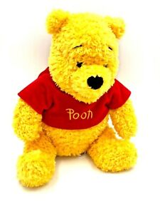 "Walt Disney World Winnie the Pooh Plush 13"" Stuffed Toy Bear Super Soft"